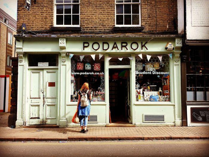 the PODAROK