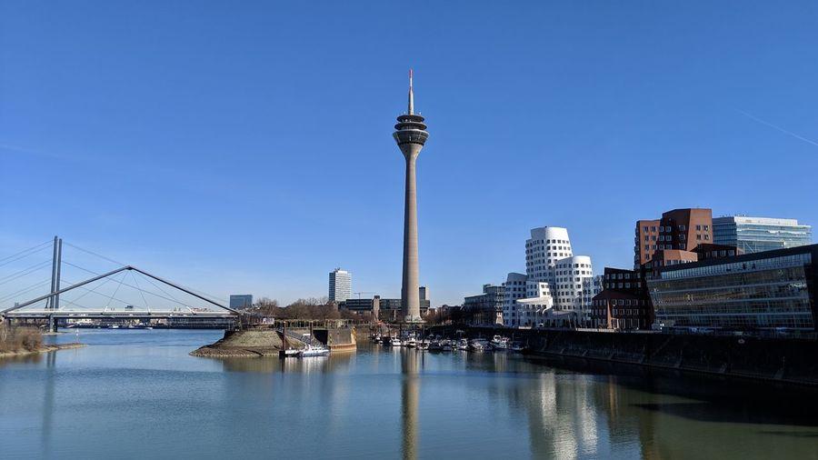 Rheinturm.