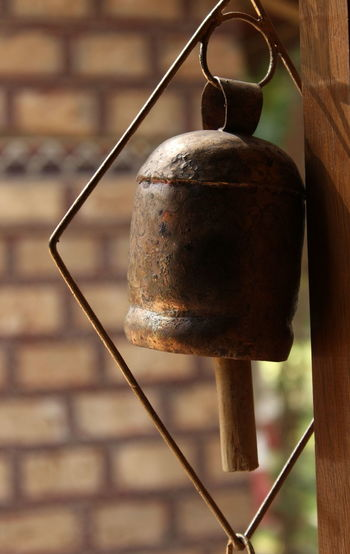 Wind chime made