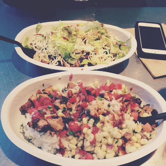 Chipotle Food Delicious Downtown
