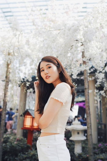 My Best Photo International Women's Day 2019 Streetwise Photography Young Adult Young Women Standing One Person Three Quarter Length Beautiful Woman Lifestyles Focus On Foreground Leisure Activity Beauty Looking At Camera Hairstyle Real People Women Hair Portrait Casual Clothing Long Hair Outdoors Contemplation