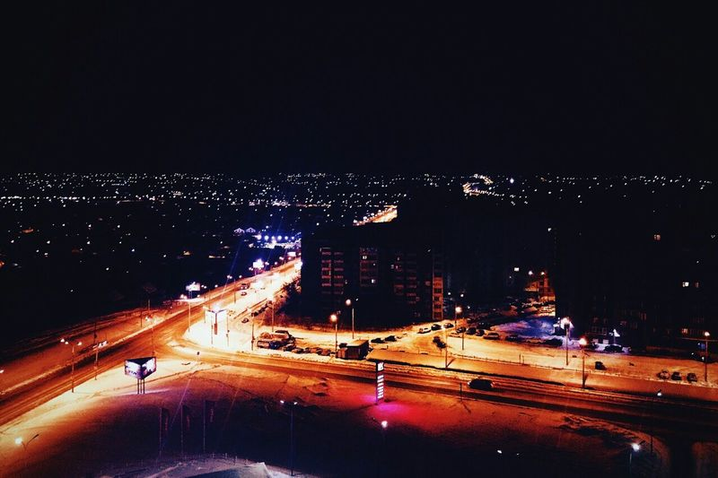 Cities At Night Izhevsk City Night Night Lights Nightphotography Night Photography Izhevsk_city Izhevsk,Udmurt Republic Izhevskphoto Lights