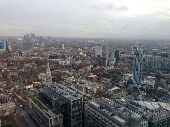 Looking Down Unseen London London City London Canary Wharf Poplar City Cityscape Pmg_lon
