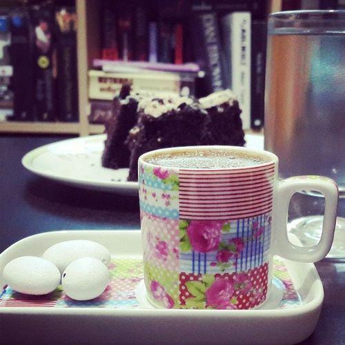 Evimdeki Mutluluk Kahve Olmazsa olmazim?