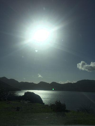 Sun Sky Sea