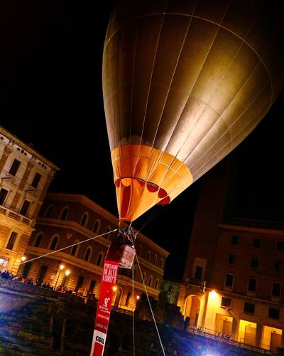 Lecce Mongolfiera  Sky Travel Photography Traveling Travel