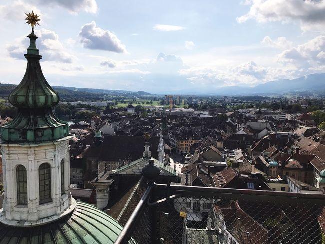 Solothurn st. Ursenkatetrale City