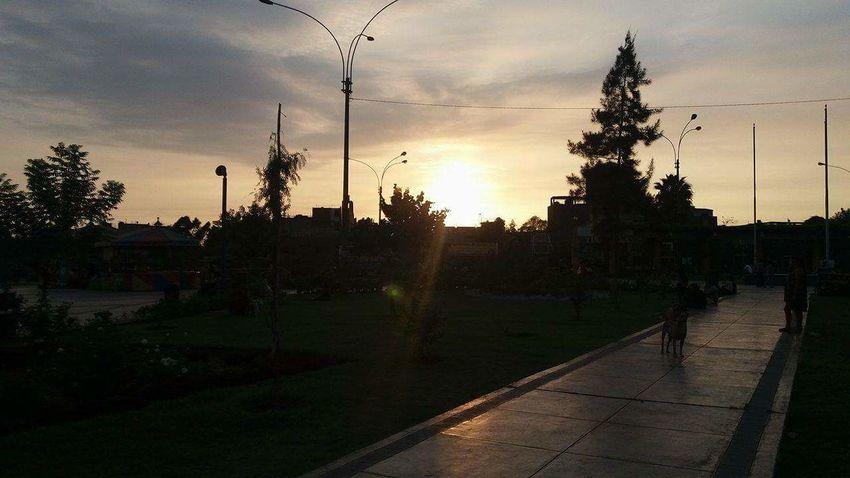Bello atardecer en Lima- Peru No People Day First Eyeem Photo