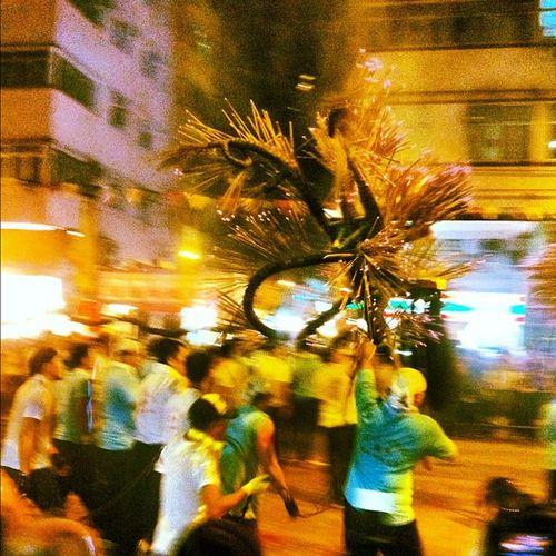 The Tai Hang Fire Dragon
