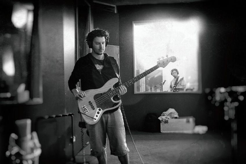 Drummer Bass Guitar Guitar Guitarist Leicacamera Muscial Instrument Music Equipment Music Gear Musician Recording Studio Rock Music Rock Musician String Instrument