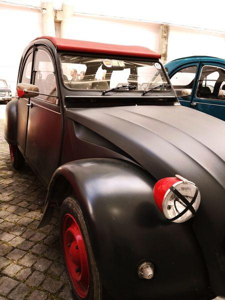 Car Retro Styled Mode Of Transport Collector's Car Close-up Classic Car Carocha Fusquinha