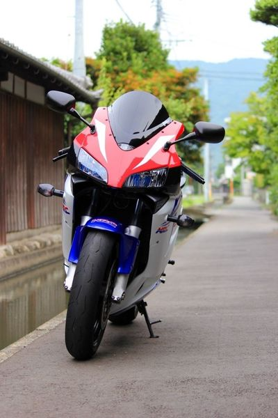 My Steady バイク Motorcycle