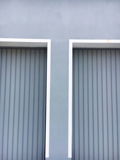 T Architecture Building Exterior Built Structure Pattern No People Outdoors Day Backgrounds Close-up Grey Streetphotography Street Photography Architecture Grey Day Garage