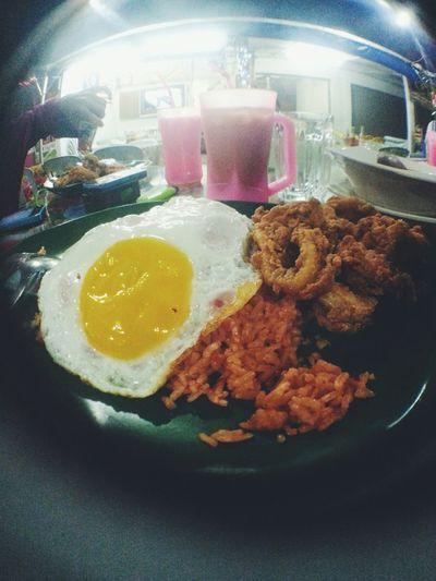 Th VSCO Cam Malaysian Food Nasigorengsotong Delicious Food