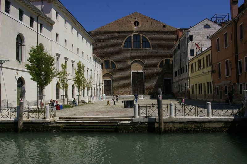 church Venice . Architecture Built Structure Building Exterior Canal Façade Place Of Worship No Filter, No Edit, Just Photography The Purist (no Edit, No Filter)