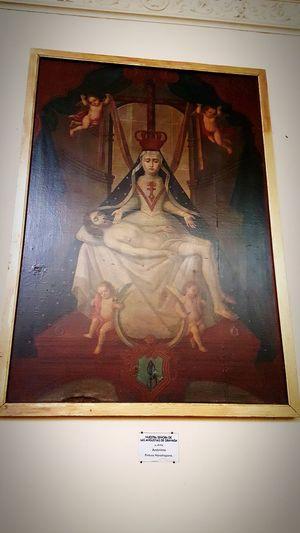 Nuestra Señora de las Angustias de Granada