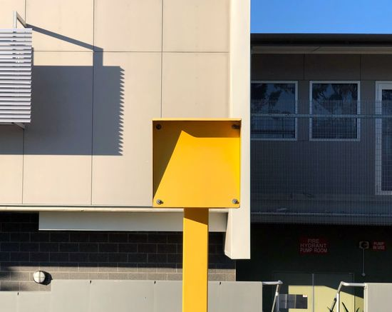Built Structure Architecture Yellow Building Exterior Sign No People Communication The Still Life Photographer - 2018 EyeEm Awards The Street Photographer - 2018 EyeEm Awards The Architect - 2018 EyeEm Awards