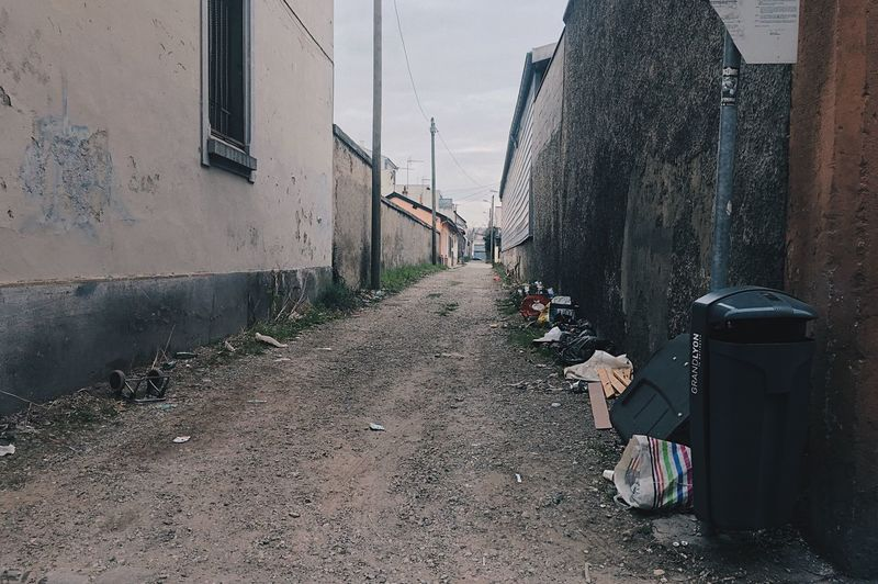 EyeEm Selects Backalley Narrow Street