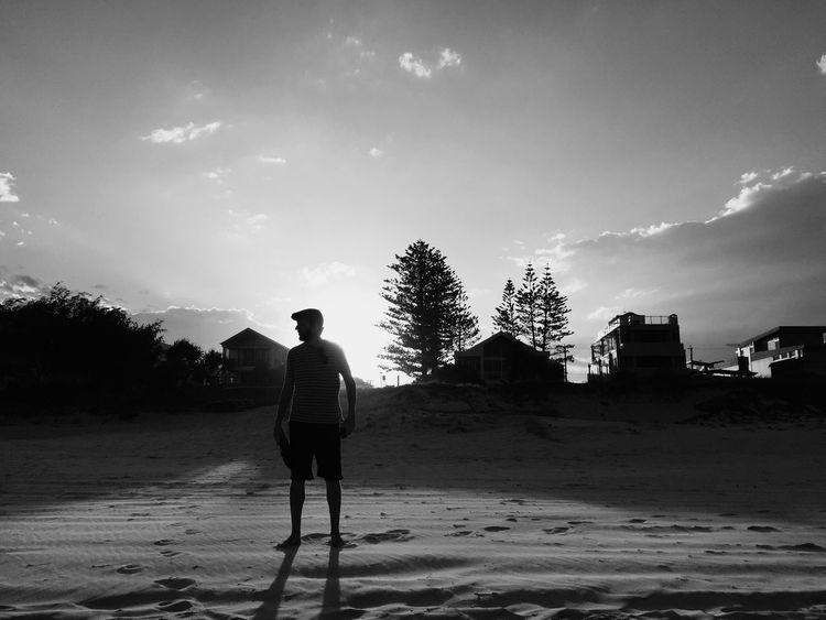 Sunset Sunset_collection Sunset Silhouettes Beach Beachphotography Life Is A Beach Beach Photography Beach Life Enjoying Life Showcase: January Blackandwhite Black And White Monochrome Taking Photos