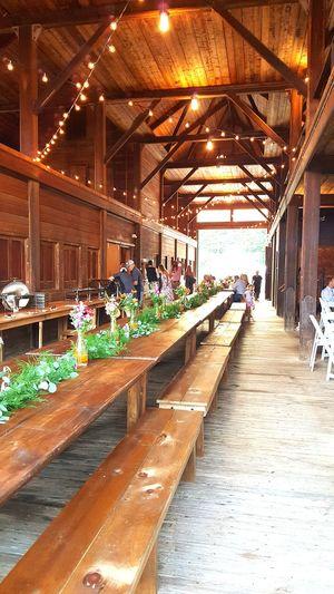 Weddingtable is laid. Calmbeforethestorm Indoors  Architecture Holderness New Hampshire Burleighfarm The Week On EyeEm
