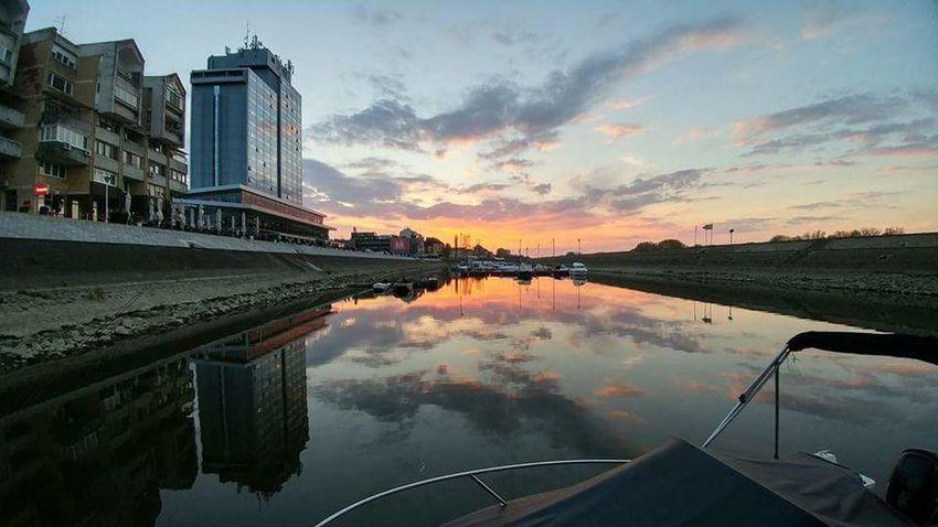 On the river Water River Osijek, Croatia Mobilephotography LGG5 Calm Travel Photography Chill Mode Croatia_photography