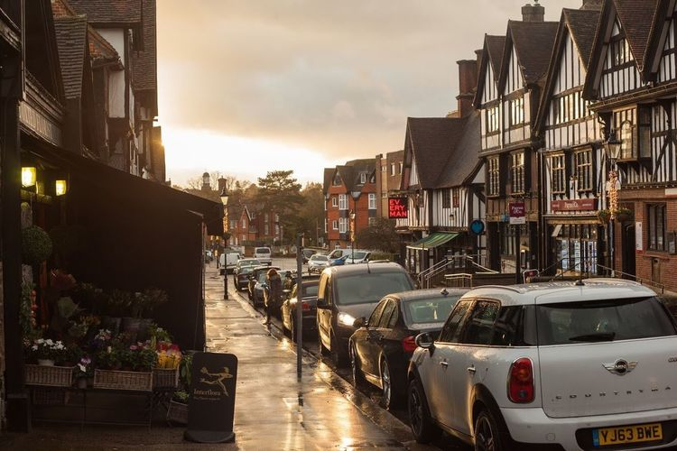 Oxted Old Town