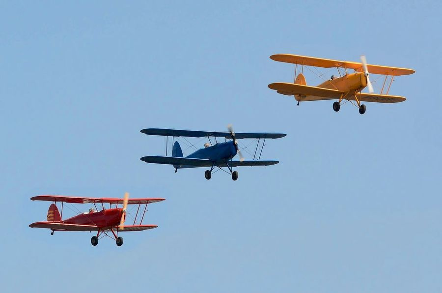 Airplane Aviation Avion Biscarrosse Metting Free Flight World Master Gironde France Acrobatic