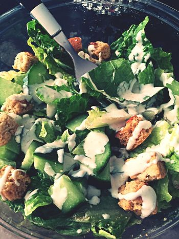 Healthy eating starts today ? Healthy Green Salad Eatclean