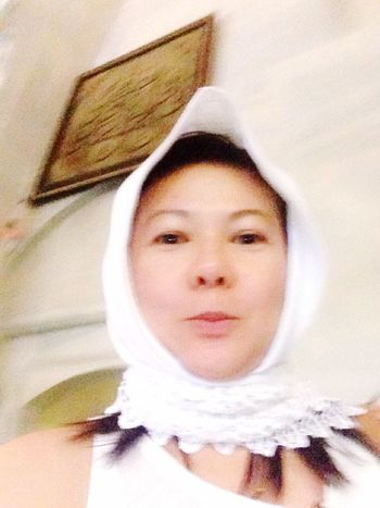 Faces In Places Respect Mosque I'm Buddhist Ampai Jangbumrung 🏌 Selfie ✌ Self Portrait Faces Of EyeEm Portrait Of A Woman Elegance Everywhere