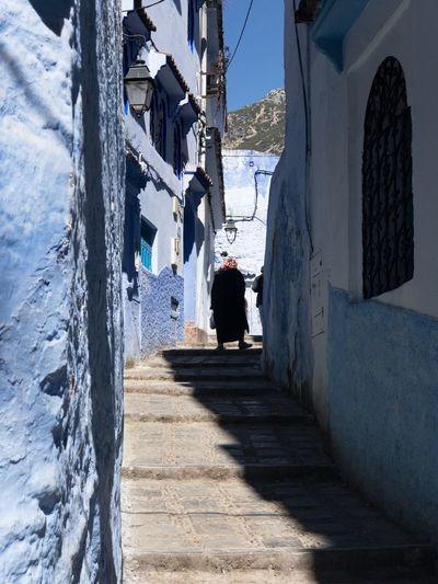 street at