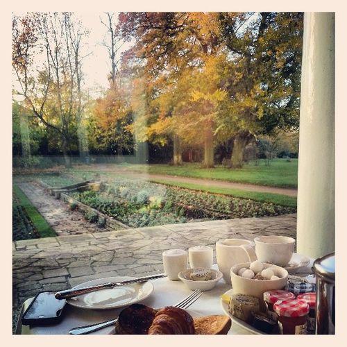 Morning treat! Cannizaro House Igerswimbledon XperiaZ1 Britishgig
