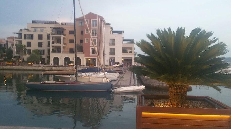 Beauty Of Montenegro Town Porto Walking Enjoying Life Sea Boats 🙈👣💖