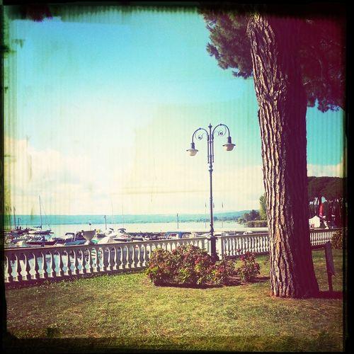 Bellissima giornata al lago di bolzena♥