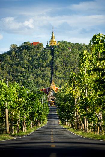 pagoda on the