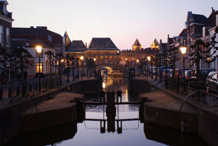 Amersfoort Architecture Built Structure Canal City Light City Lights City Lights At Night Clear Sky Clearsky Netherland Netherlands Outdoors Reflection Street Art Street Light Street Photography Streetphotography Sunset Sunset Silhouettes Sunset_captures Sunset_collection Sunsetlover Sunsets Water Waterfront
