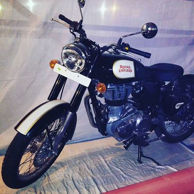 Thanks @jagratsharma Booked My Baby Happy Bike Royal Instalike