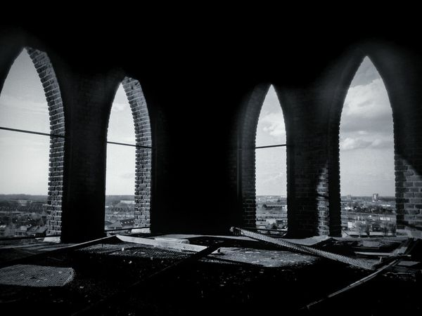 Towerview 2016 EyeEm Awards Blackandwhite Photography The Architect- 2016 Eyeem Awards Old Buildings A Birds's Eye View Church Tower TakeoverContrast Eye4photography  Urbex Gothic Architecture Windowporn Black And White Urbexphotography Eyeem-abandonment My Year My View Monochrome Photography My Favorite Photo because of the atmozfear, b&w, angle and cool vieuw. Vieuw Black & White Telling Stories Differently Original Experiences on an urbex adventure The Architect - 2016 EyeEm Awards Showing Imperfection Finding New Frontiers Adapted To The City Neighborhood Map Black And White Friday The Graphic City Go Higher
