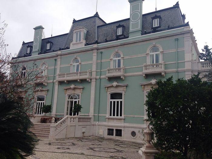 Lisbo Pestanapalace Hotel