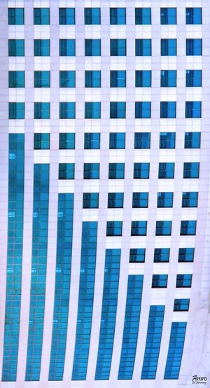 Windows Architecture Backgrounds Blue Building Exterior Built Structure Close-up Day Full Frame No People Outdoors Pattern Reflection Repetition EyeEmNewHere