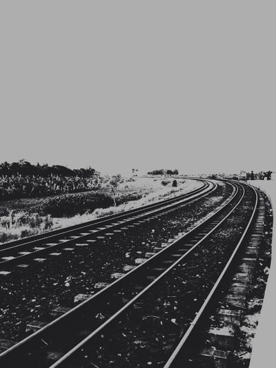 Open Edit The EyeEm Facebook Cover Challenge Train Road Taking Photos