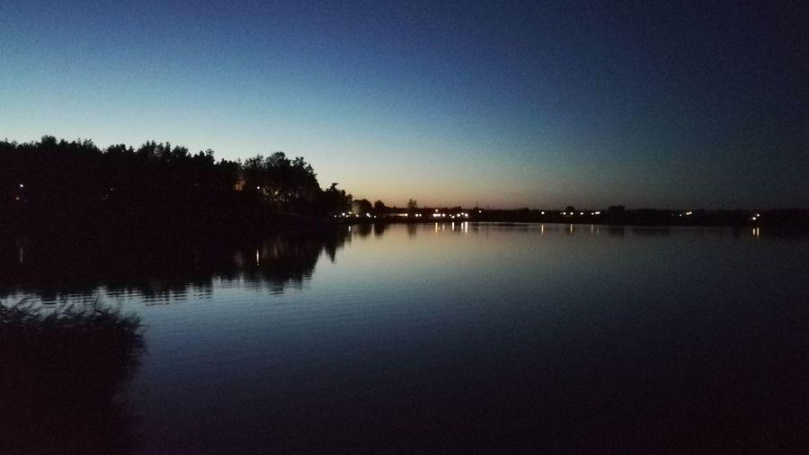 Water Outdoors Nightphotography Night Honor7