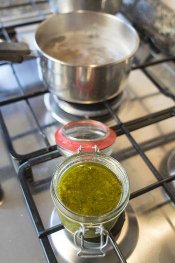 homemade pesto sauce Basil Condiment Homemade Pasta Pesto Pesto Pasta Pesto Sauce Sauce