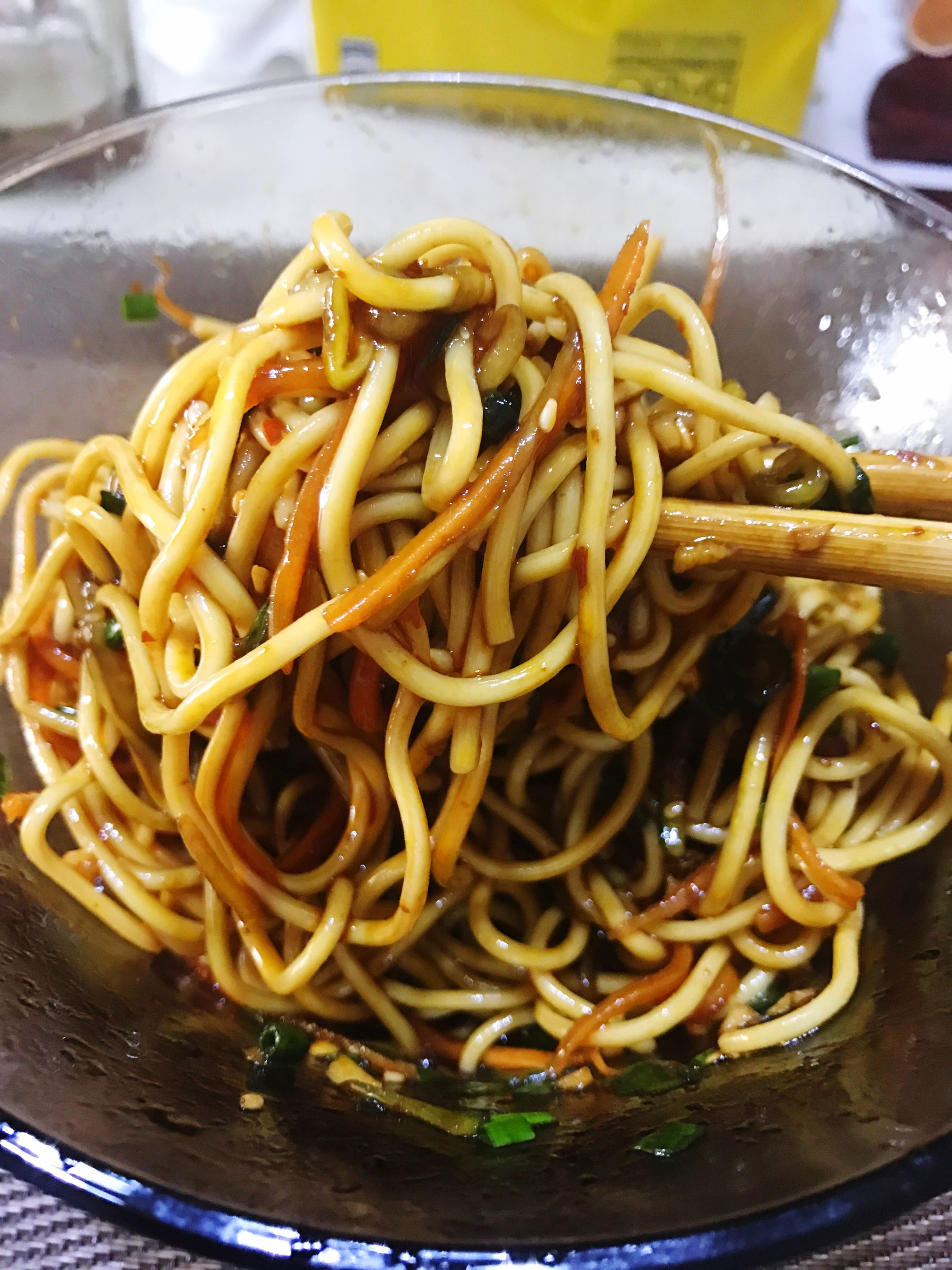 noodles, food, food and drink, indoors, spaghetti, freshness, ready-to-eat, no people, serving size, bowl, italian food, close-up, healthy eating, plate, day