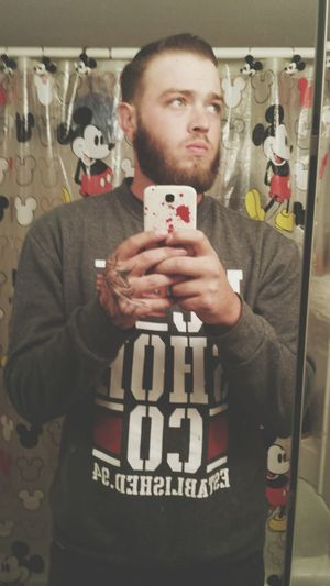 Fresh new haircut :) Bodymods Tattoos Beard Beard Gang