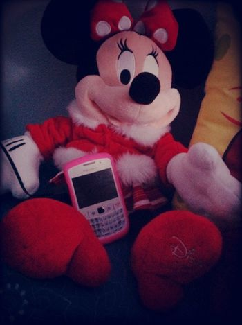 Minnie  in Torrevieja Minnie 