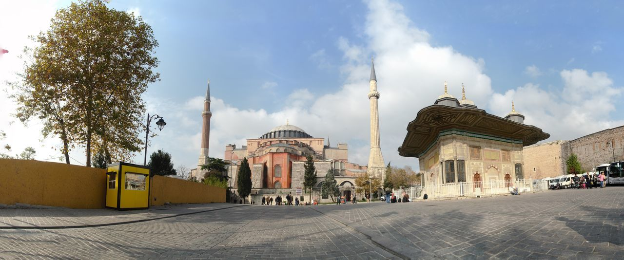 Turkey Istanbul Bluemosque Travel Architecture Place Of Worship Travel Destinations Outdoors Spire
