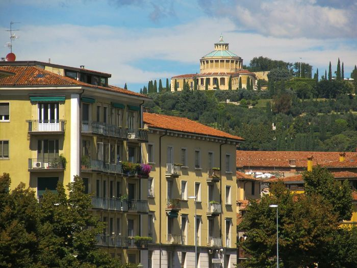 Hill St. Leonardo, Santuario della Madonna di Lourdes, Verona Italy Landscape Noedit Nofilter Architecture Traveling