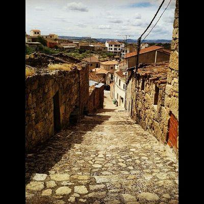 Las calles de mi pueblo (XXII) Fermoselle ZamoraExperience
