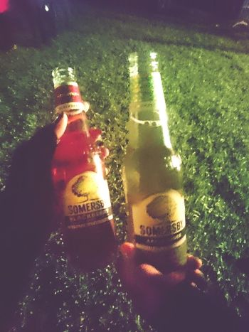 Concert Drinks Somersby Party Time Funtimes Spancirfest Fun Night
