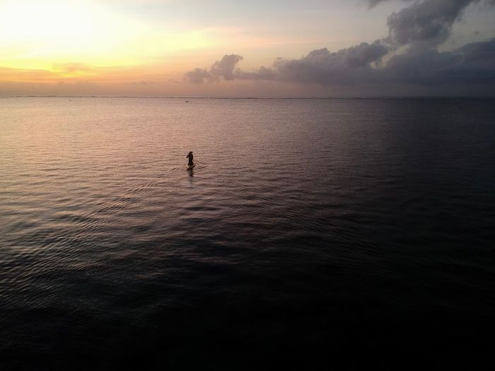 Sanur 6am Sunrise Horizon Indonesia Drone Photography Bali Drone Photography Sanur Sunrise Bali Sunrise Sunrise In Paradise Wonderful Sunrise Amazing Sunrise Worlds Best Sunrise Sunrise Sunset Sea Water Scenics Sky Silhouette Nature Tranquility Beauty In Nature Tranquil Scene Horizon Over Water Waterfront Outdoors Reflection Cloud - Sky One Person Real People Paddleboarding Day People EyeEm Ready   EyeEmNewHere This Is Masculinity Going Remote